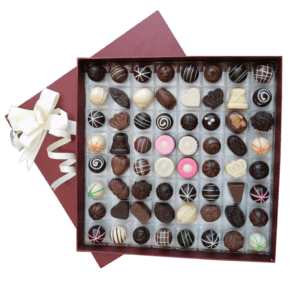 Caja super grande con 49 chocolates