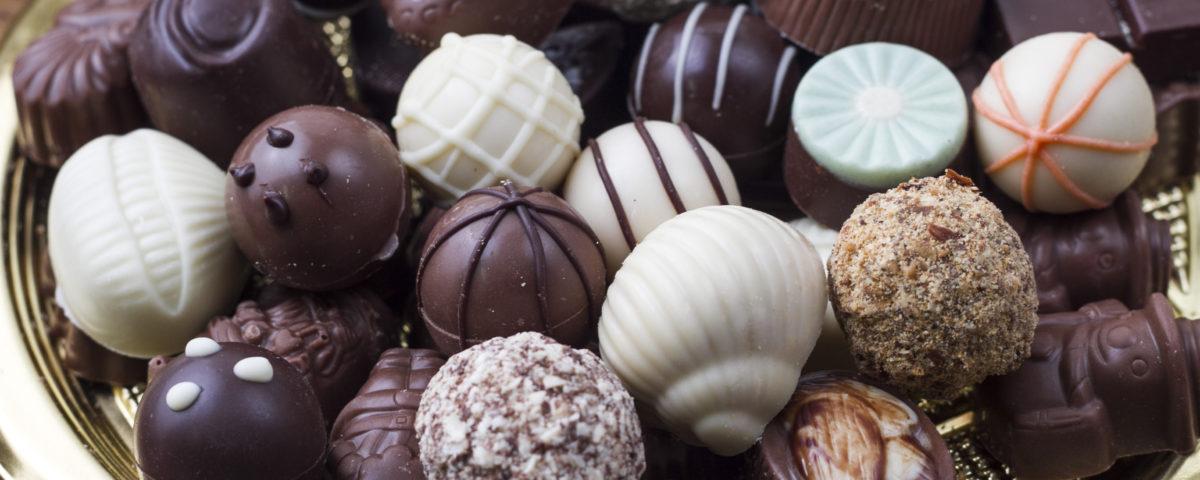 ¿Qué son las trufas de chocolate?
